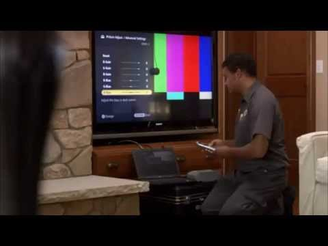 TV Calibration by Geek Squad