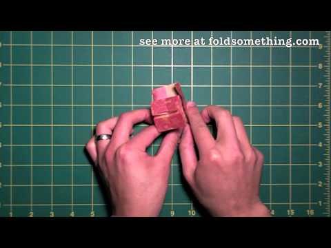 Infinite Flipping Origami