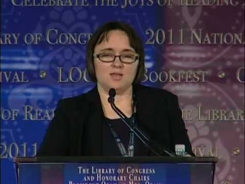 Sarah Vowell: 2011 National Book Festival