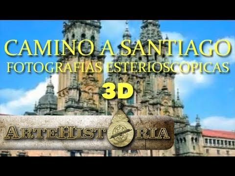 La realidad virtual en el Camino de Santiago - Fotografías estereoscópicas