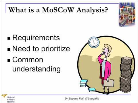 Problem-Solving Techniques #12: MoSCoW Analysis