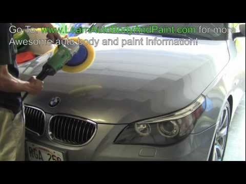 HD: How To Fix a Scratch on a Car - Buffing Out Scratches!