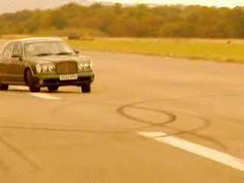 Top Gear - Bentley Arnage T - BBC