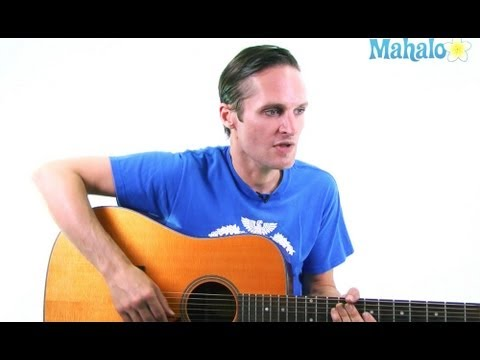 "How to Play ""Hey Hey, My My"" by Neil Young on Guitar"