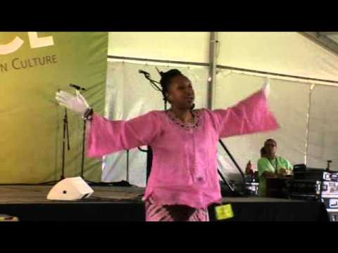 Storyteller Victoria Burnett, a Lesson in BBC (Black Baptist Church) 101