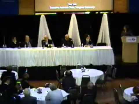 CIGI `07 - Conference on International Governance Innovation - Day One Pt 5
