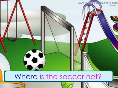 In the Park (Clip) - Early Childhood Video