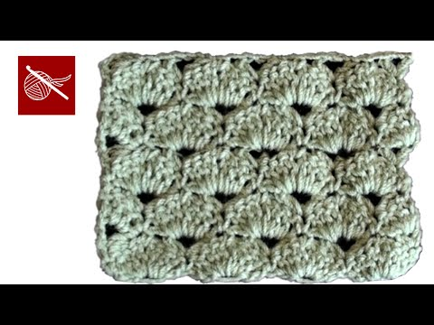 Crochet Geek - Crochet Geek - Sea Mist Crochet Pattern Stitch