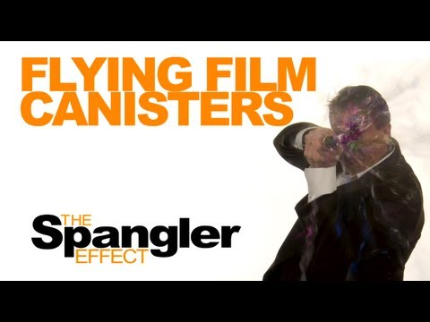 The Spangler Effect - Flying Film Canisters Season 01 Episode 10