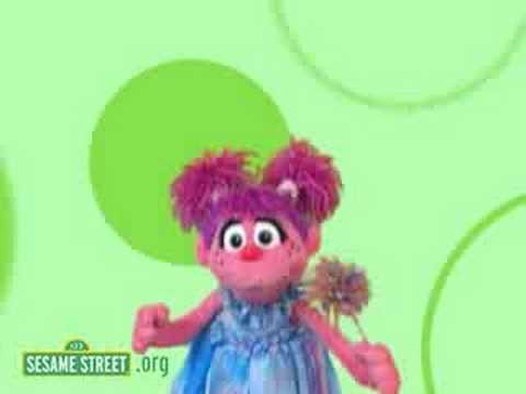 Sesame Street: Abby Cadabby Sings I Love Words