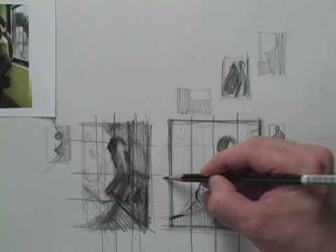 Drawing Tutorials Online-Thumbnail Sketches