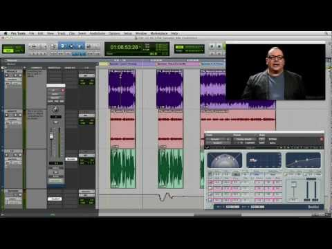 Get in the Mix session files | lynda.com overview
