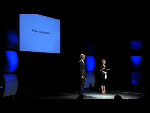 TEDxSinCity - Nathan Otto & Amber Lupton - From global competition to global cooperation