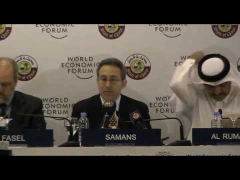 Doha 2010 - Opening Press Conference
