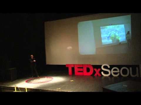 Description of the city, Seoul: TEDxSeoul at Oliver Griem