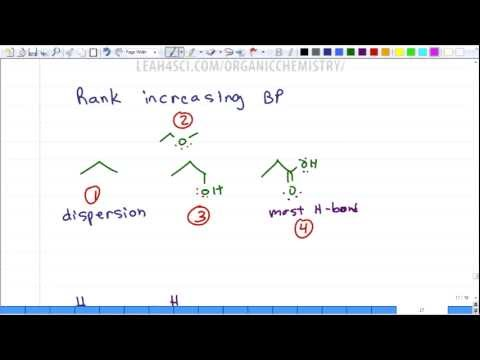 Organic Chemistry Review - Replay Part 6