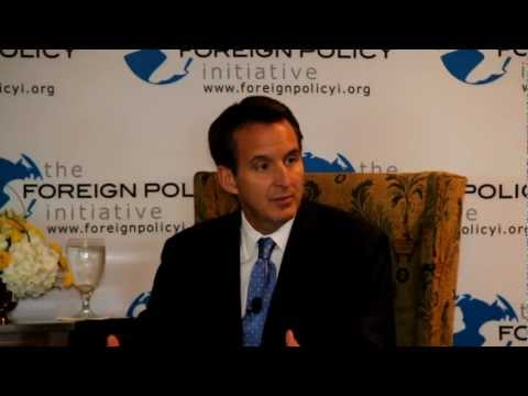 "Event Highlights of ""Peace Through Strength: A Conversation with Governor Tim Pawlenty"