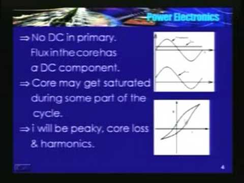 Lecture - 13 Power Electronics