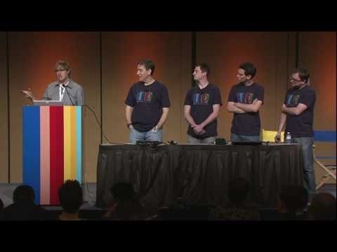 Google I/O 2011: Coding For The Cloud: How We Write Enterprise Apps for Google on App Engine