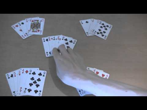 Response: Mentally Unsolvable Card Trick Tutorial