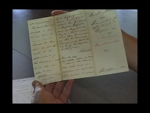 Missing Lincoln Documents returned to National Archives