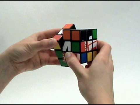 ID Rubik's Cube