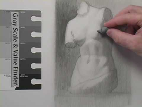 How to Blend Your Pencil Drawing