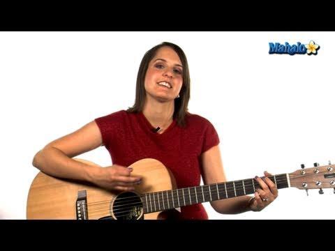 "How to Play ""Creepin' In"" Norah Jones on Guitar"