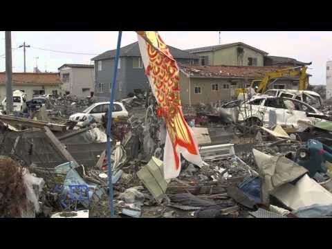 The World: Devastation in Ishinomaki, Japan