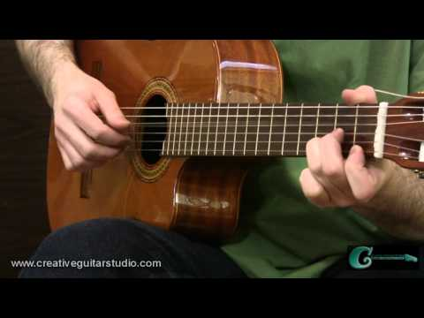 FINGERSTYLE: Bass String Patterns for Folk Ballads