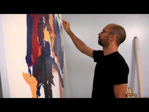 AB EX NY: Art Terms in Action: Palette Knife