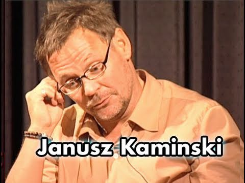 Janusz Kaminski On The Art Of Cinematography