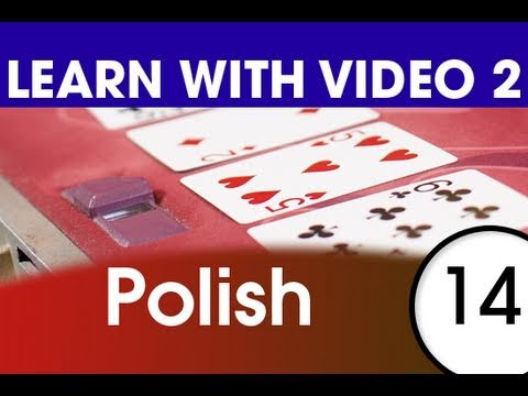 Learn Polish with Video - Learning Through Opposites 4