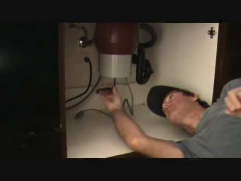 Troubleshooting a garbage disposal....is it even working?