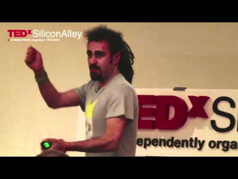 TEDxSiliconAlley, 2011 - Faris Yakob - Not Valid Unless Signed