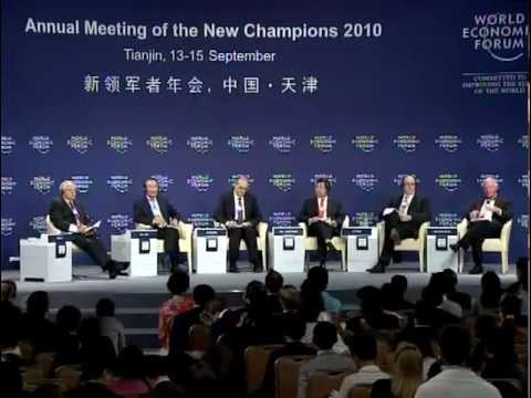Tianjin  2010 - Global Economic Outlook