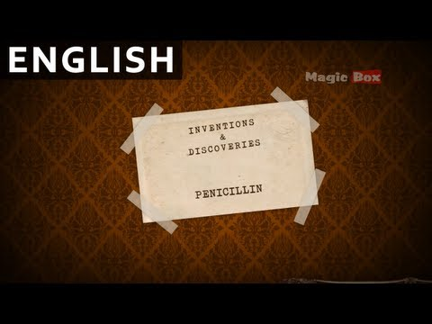 034 Penicillin - Early Learning Series - Inventions Discoveries For kids