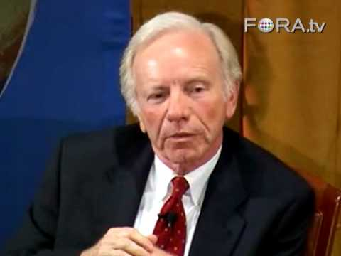 Joe Lieberman on McCain's Iraq Exit Strategy
