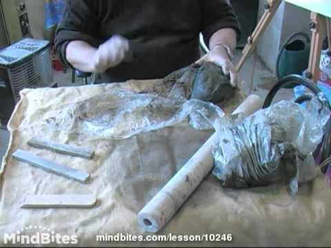 Pottery - Prt. 15 of 21 hand building techniques
