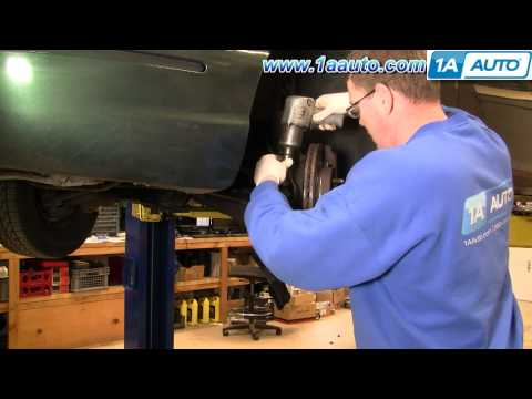 How To Install Replace Outer Tie Rod Ford Crown Victoria 95-02 1AAuto.com