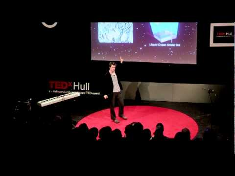 TEDxHull - Dr. Lewis Dartnell - Hunting For Alien Life