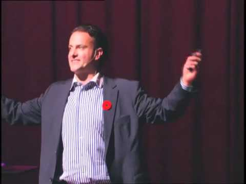 TEDxIBYork - Dr. Greg Wells