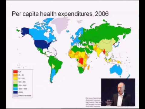 Davos 2010 - IdeasLab with University of Pennsylvania & The Wharton School - David Asch