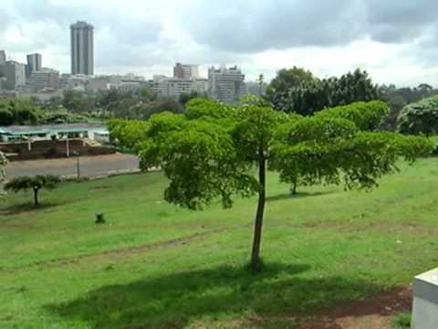 Nairobi, Kenya, Skyline