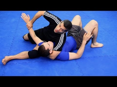Scarf Hold Escapes   MMA Fighting Techniques