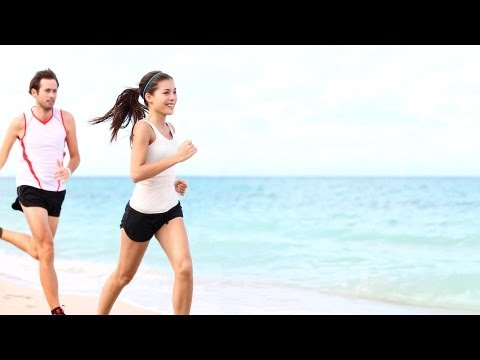 How to Run on the Beach | How to Run