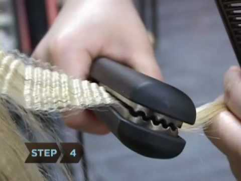 How To Crimp Your Hair