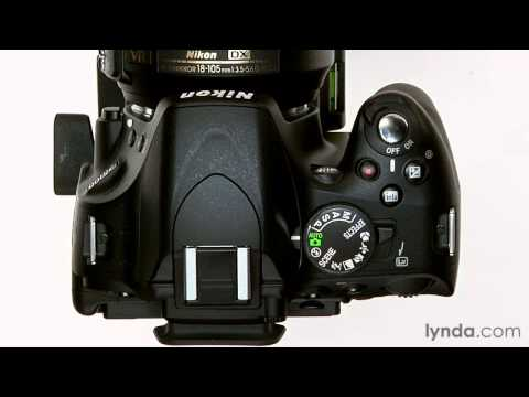 Nikon D5100 overview: Exploring the auto mode | lynda.com