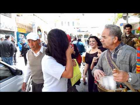 Maha's trip to Bethlehem- Tamarind juice