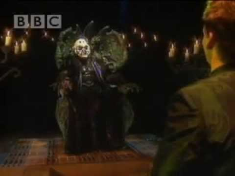 Rimmer and Cat Inquisition - Red Dwarf - BBC comedy
